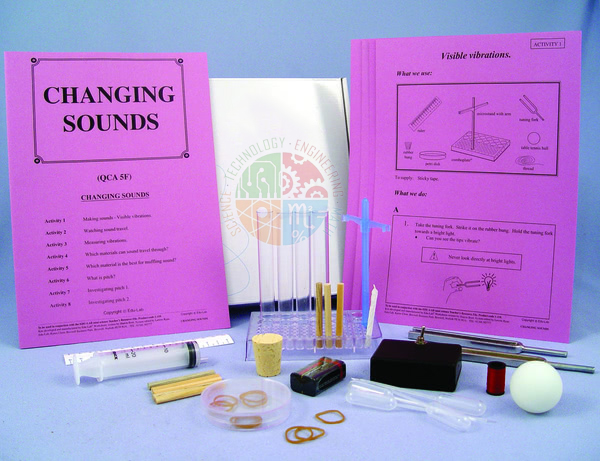 Mini Science Kit – Changing Sounds
