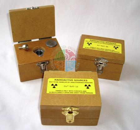 Sealed Radioactive Source, Americium