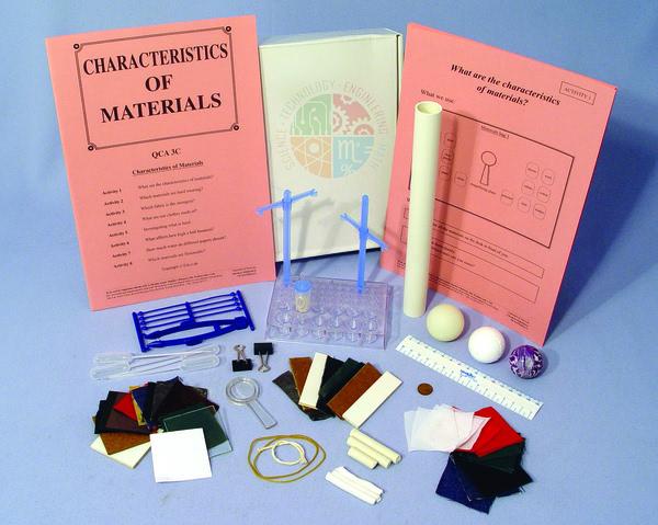 Mini Science Kit – Characteristics of Materials
